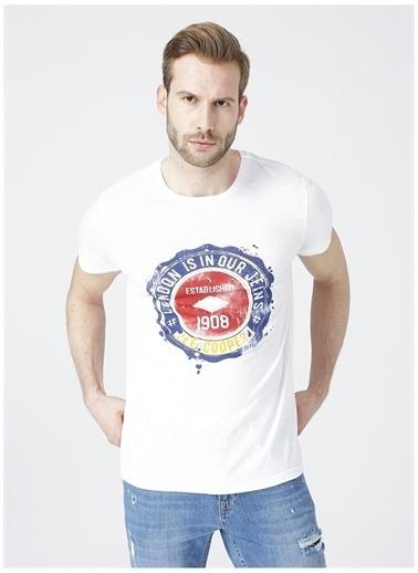 Lee Cooper Lee Cooper T-Shirt Beyaz